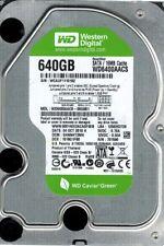 Western Digital WD6400AACS-00G8B1 640GB DCM: EHNNHT2MH