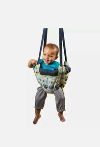 Evenflow ExerSaucer Infant Doorway Jumper  Portable Door Baby Bouncer Swing