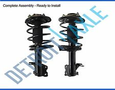for 2000 2001 Nissan Maxima Infiniti I30 Front Struts & Coil Spring Pair