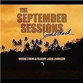 Jack Johnson - September Sessions/O.S.T. (Original Soundtrack 10 track cd)