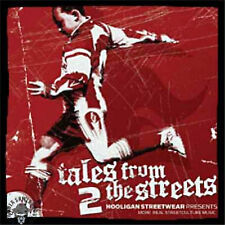 TALES FROM THE STREET Vol.2 (CD) NEU Punk Oi Discipline Broilers Hooligan Skin
