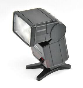 Minolta Maxxum 4000 AF Electronic Shoe Mount Flash! Good Condition!