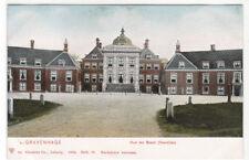 Huis ten Bosch Voorzijde Gravenhage Hague Den Haag Netherlands 1905c postcard