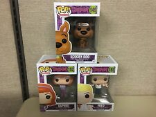 Funko Pop! Animation Scooby-Doo - Set of 3 - Scooby #149, Fred #153, Daphne #152