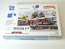"""Märklin H0 29641, Startpackung """"Moderner Nahverkehr"""", C Gleis, mfx, sound, neu"""