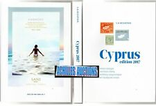 CYPRUS 2017. CATALOGUE CYPRUS STAMPS 1192 - 2017 & POSTAL HISTORY, Last Edition
