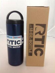 RTIC 18oz Water Bottle Powder Coated