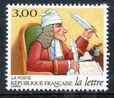 STAMP / TIMBRE FRANCE NEUF N° 3154 ** JOURNEE DE LA LETTRE ECRIVAIN VOLTAIRE