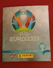 Panini UEFA EURO 2020 Pearl Edition official licensed Sticker Album SWISS