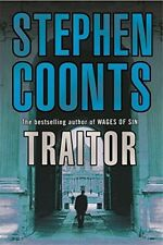 Very Good, The Traitor, Coonts, Stephen, Book