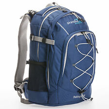 SKANDIKA PADDINGTON zaini trekking/escursioni 30 litri blu/grigio nuovo