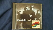 DEL AMITRI - WAKING HOURS. CD