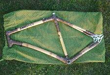 New Zambikes Bamboo Bike Bicycle Frame UK Size S M L #ZAMBIKES