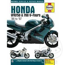 Honda VFR 750 F 1993 Haynes Service Repair Manual 2101