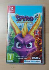 Spyro Reignited Trilogy - Nintendo Switch Game.