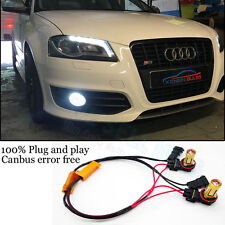 27 SMD High Power H11 FOG LIGHT LED DRL XENON HID LAMPADINE CANBUS SENZA ERRORI