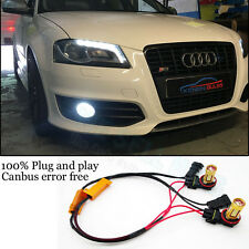 27 SMD HIGH POWER H11 FOG LIGHT LED DRL XENON HID BULBS CANBUS ERROR FREE