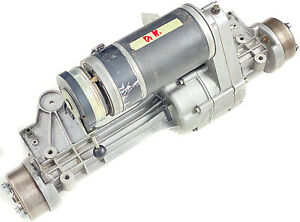 Motor Elektrorollstuhl Antriebsmotor Antrieb Elektroantrieb Elektromotor