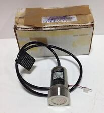 PMC 24VDC 4-20mA V-HA ELECTRONIC PRESSURE TRANSMITTER PT-EL 21540 NIB
