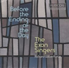 [BRAND NEW] CD: BEFORE THE ENDING OF THE DAY: THE EXON SINGERS