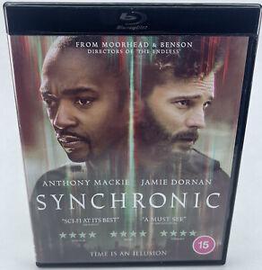 Synchronic - Used Blu-ray - Anthony Mackie/Jamie Dornan - D3