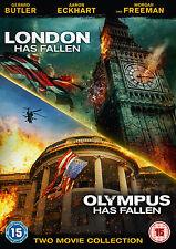 LONDON/OLYMPUS HAS FALLEN DOUBLEPACK (DVD) (New)