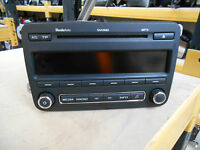 2009 SKODA SWING MP3 CD PLAYER RADIO STEREO 5J0035161D -REQUIRES A SECURITY CODE