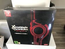 XENOBLADE CHRONICLES DEFINITIVE EDITION COLECCIONISTA SWITCH PRECINTADO