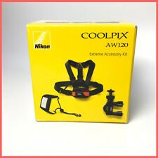 Nikon Coolpix AW120 Camera Extreme Accessory Kit - Case Harness