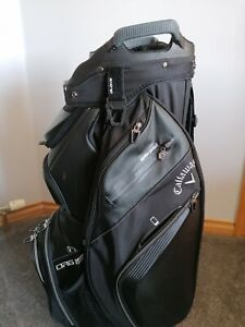 Callaway ORG 15 cart bag, Excellent condition