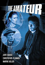 The Amateur, Good DVD, John Savage, Christopher Plummer, Marthe Keller, Arthur H