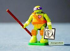 Teenage Mutant Ninja Turtles TMNT Mega Bloks Series 1 Donatello