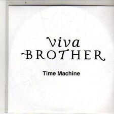 (DB252) Viva Brother, Time Machine - 2011 DJ CD