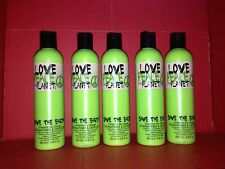 5 Love Peace & the Planet Save the Earth Cinnamon Soy Straightener Defrizzer