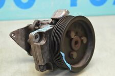08-10 E60 BMW 550I POWER STEERING PUMP WITH PULLEY OEM 7693 974108