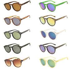 Womens Mens Vintage Small Round 40s 50s 60s Unisex Retro Sunglasses