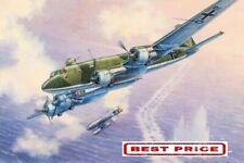 "Roden 340 Focke-Wulf FW 200 C-6 ""Condor"" Multipurpose Aircraft Kit 1/144"