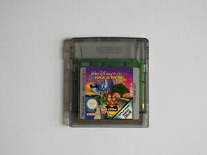 Walt Disney World Magical Racing Tour - Gameboy Colour / Gameboy Advance / SP