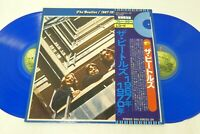 BEATLES1967-1970 OBI  BLUE WAX Vinyl JAPAN APPLE(TOSHIBA-EMI) EAS-5002  2LP 2433