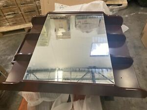 PVC Mirror Cabinet 900mm