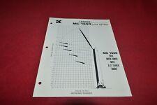 Lorain MC 1650 Crane Dealer's Brochure YABE18
