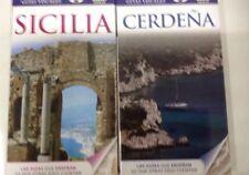 Guia Visual Sicilia Edición 2014 + Cerdeña Edición 2011