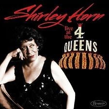 Shirley Horn - Live at the Four Queens [New CD] Digipack Packaging