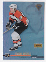 01-02 Titanium Jeremy Roenick /94 Premiere Date Flyers 2001