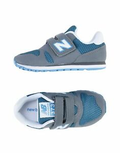 New Balance Grey Textile fibres Low-tops & sneakers