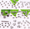 Lot Metal Tibetan silver Loose Spacer Beads DIY Jewelry Making~Multiple choices~