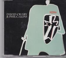 David Crosby&Phil Collins-Hero cd maxi single