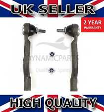 2X TRACK TIE ROD END FRONT L/R FOR NISSAN QASHQAI X-TRAIL 48647JD01A