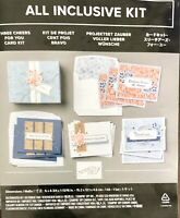 Stampin' Up! Three Cheers For You - All Inclusive Card Kit * READ DESCRIPTION *