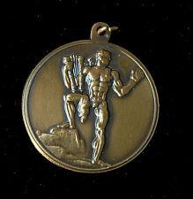 Arno Breker 1900-1991: Orpheus, seltene Medaille Bronze, im originalen Etui